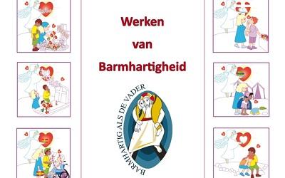 Kleurplaten Eucharistie.Werkboekje Voor Kinderen Over De Werken Van Barmhartigheid Rkwestland