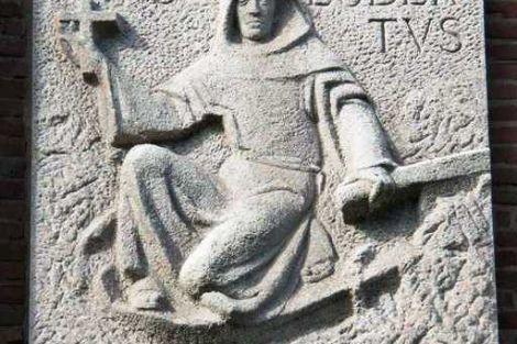 Patroonsfeest Sint Egbertus op zondag 27 april