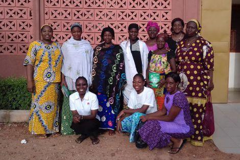 Adventsactie voor hulp aan vrouwen in Burkina Faso