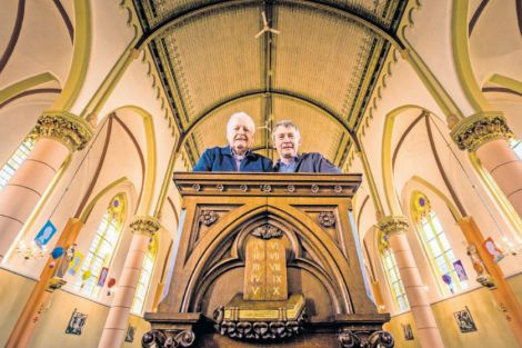 Andreaskerk - 'Klein, gezellig en warm'