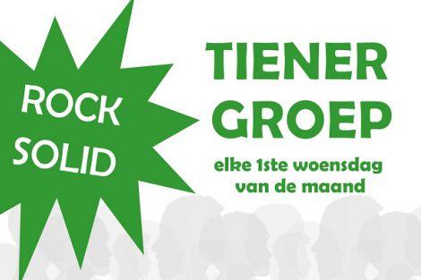 Tienergroep Westland start woensdag 5 september a.s.