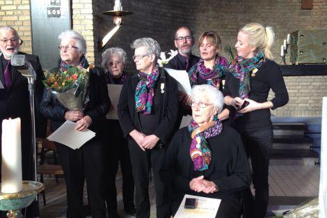 Sint Caeciliafeest 2015 in Hoek van Holland