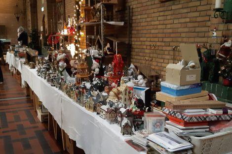 Kerstmarkt brengt € 3000 op!