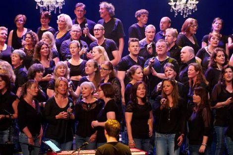 Gospel in Honselersdijk op 29 oktober