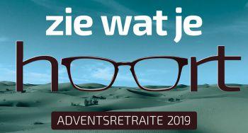 Doe mee in de Adventsretraite 2019