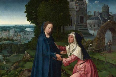 Rorate-zondag, de vierde Adventszondag, in Hoek van Holland