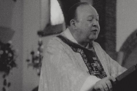 Emeritus pastoor Harry Borghols overleden