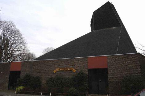Jubileumviering St.Josephkerk te Wateringen