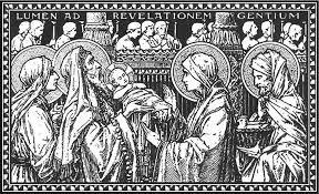 Feest van de Opdracht van de Heer / Maria Lichtmis en Blasiuszegen