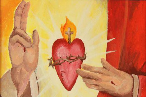 Hoogfeest van het Heilig Hart van Jezus vrijdag 28 juni
