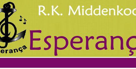 Middenkoor Esperança viert 20 jarig bestaan