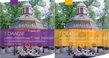 Westlandse jubileumbedevaart naar Kevelaer 30-31 augustus