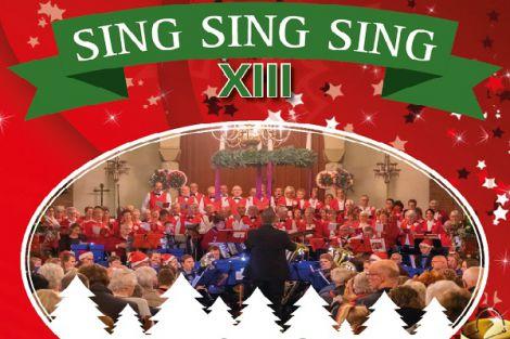 Kerstconcert Sing Sing Sing in Kwintsheul