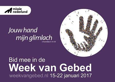 Week van Gebed voor de Eenheid 2017 in Wateringen