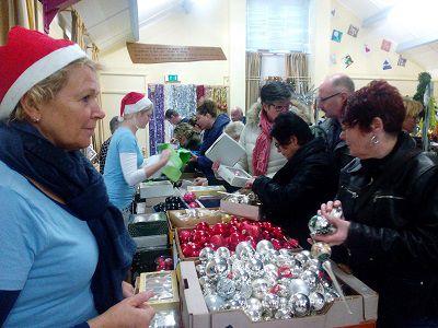 Kerstmarkt met top-opbrengst voor Qalisa
