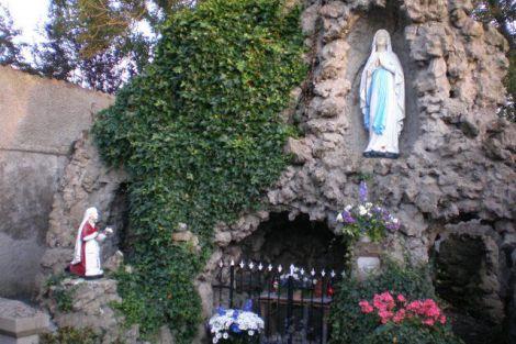Het verhaal van de Lourdesgrot te Monster