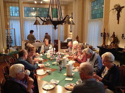 Oogstdankdagontbijt een groot succes in Honselersdijk