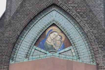Maria, meer dan Moeder van de kerk - lezing op 15 mei