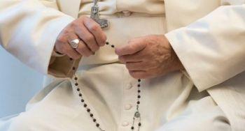 Mondiaal rozenkransgebed bij afsluiting Mariamaand met paus Franciscus op 30 mei