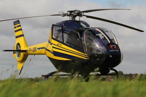 Kalisvaart Helikoptervluchten in Poeldijk