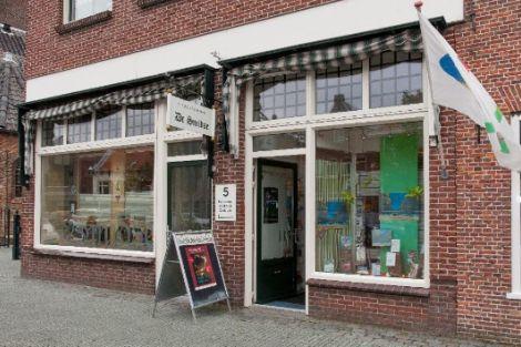 20 jaar christelijke boekwinkel De Smidse in Wateringen
