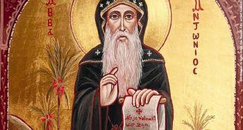 Webinar op 23 april over Antonius als bezieler van het religieuze leven in Oost en West