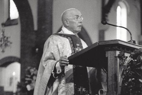 Pastor A.A. van Well 55 jaar priester