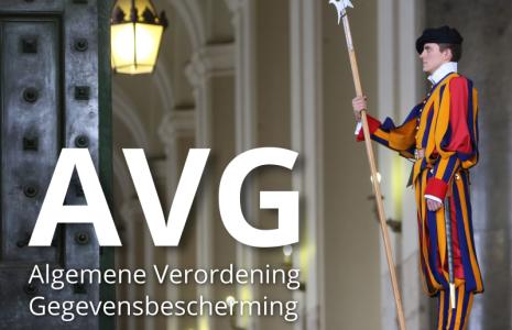 R.-K. Kerk informeert parochies over nieuwe wet Gegevensbescherming AVG