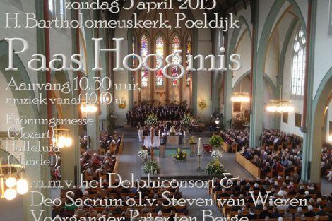 Paasmorgen in Poeldijk met W.A. Mozart