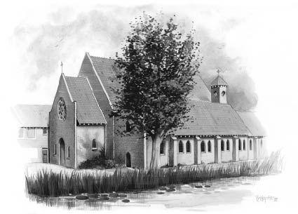 Activiteiten 90-jarig bestaan van de parochie H.H. Martelaren van Gorcum in De Lier