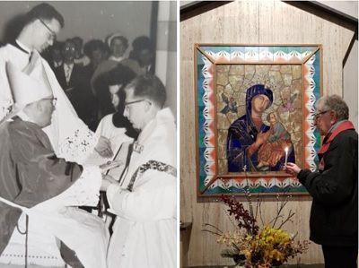 Jan Olsthoorn zestig jaar priester