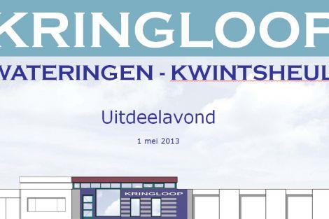 Kringloopwinkel deelt geld uit aan diaconale projecten