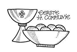 Inschijven Eerste Heilige Communie De Lier 2018
