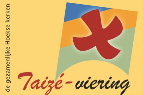 Taizéviering Allen één voor Hem! in Hoek van Holland