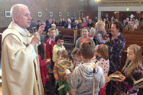 Pasen in Hoek van Holland: De Heer is waarlijk opgestaan!