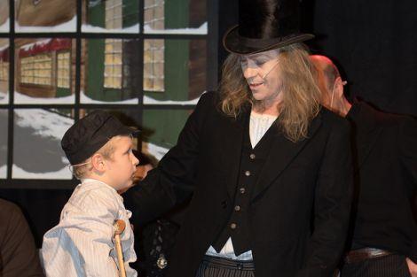 Musical 'De Kerstavond van Scrooge'