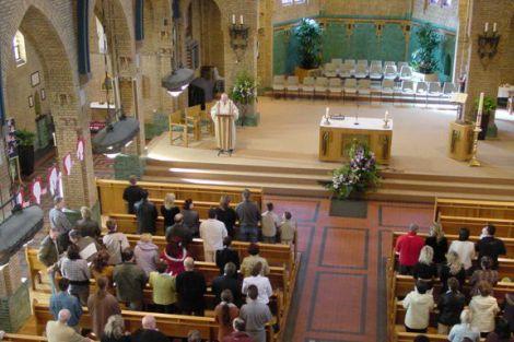 Eucharistieviering in Poolse taal zondag 16 maart