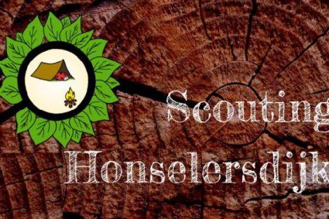 Scouting Honselersdijk 75 jaar!