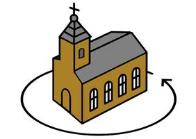 Zaterdag 19 juni 2021 - Rondje om de kerk