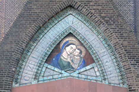 Feest parochie Onze Lieve Vrouw van Goeden Raad