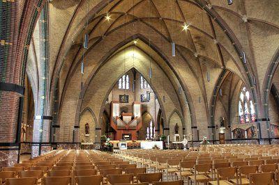 90 jarig jubileum Sint Adrianuskerk Naaldwijk