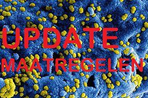Update maatregelen inzake coronavirus. Bisschoppen: 'We nemen onze verantwoordelijkheid serieus'