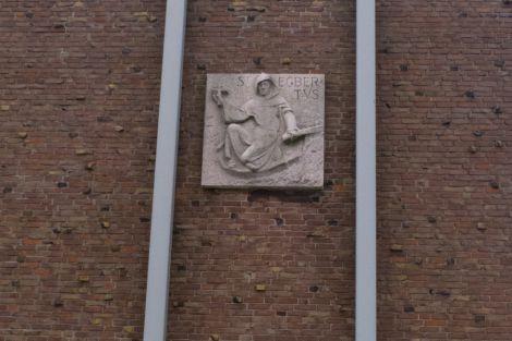 """22 april """"Het kwam van overzee......"""" Patroonsfeest in Hoek van Holland"""