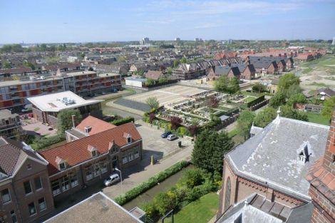 Kerkhof St. Jan de Doper in Wateringen uitgebreid