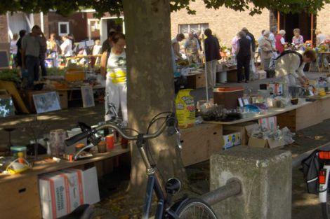 Kom naar de Snuffelmarkt in Hoek van Holland