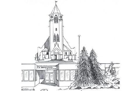 Kerkenveiling Honselersdijk op 1 november