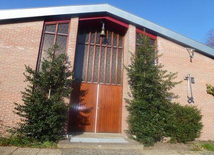 R.K. H. Jacobuskerk in Maasdijk 50 jaar!