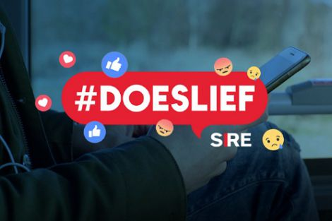 #DOESLIEF Jongerenviering zaterdag 6 april in Kwintsheul; neem je smartphone mee!