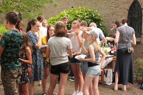 Eerste RKJ jongerendag Westland: vloggen, verdiepen, vieren, bbq en karaoken!