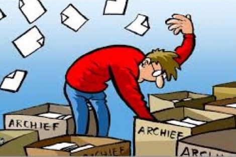 Gezocht: archiefbeheerder / archivaris voor Adrianusparochie